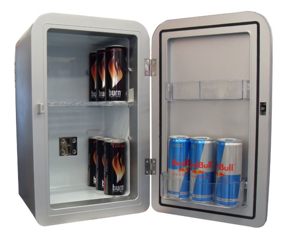 Kleiner Kühlschrank Silber : Trisa mini kühlschrank frescolino silber: trisa frescolino mini